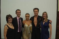 Shirley, Paul, Amy James & Ola