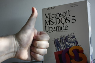 Day 131/365 - Oh yeah, DOS!