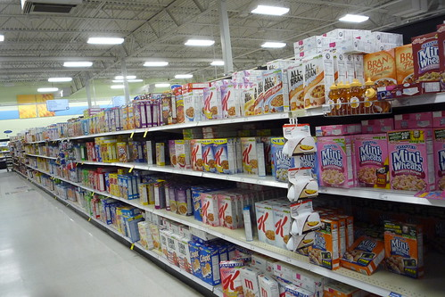 Cereal Aisle