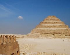 Saqqara Piramids