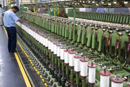 Textile Industry, Raipur, Chhattisgarh