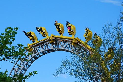 Tornado - amusement ride