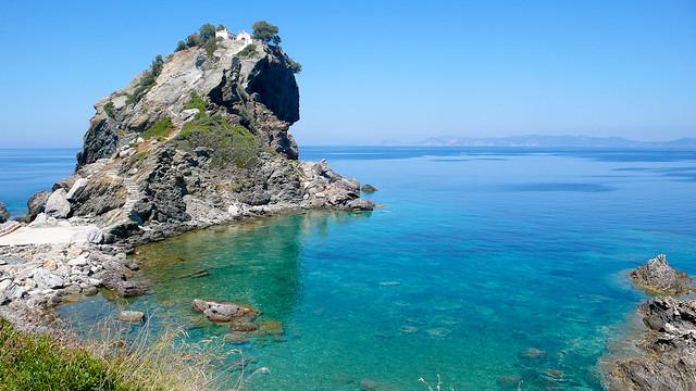 Skopelos por jeanclaudeguillaume