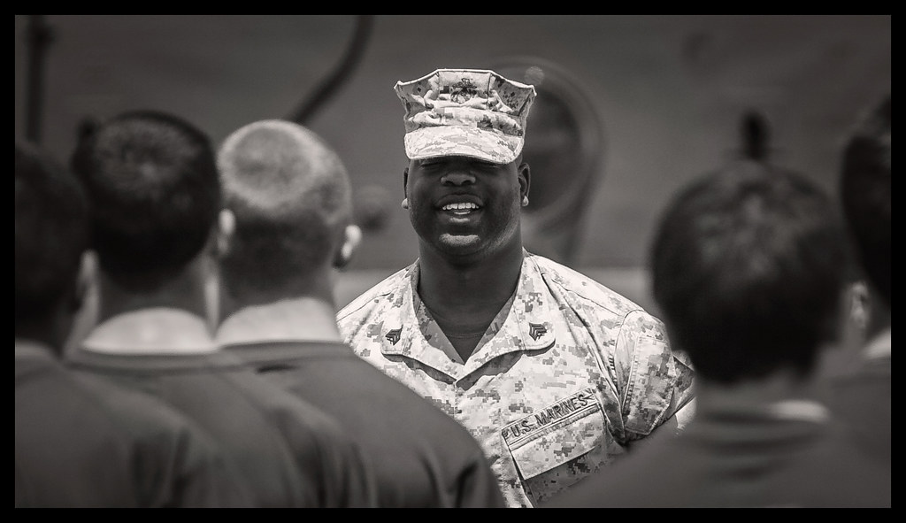 Marine Enlistment - San Carlos - 2008