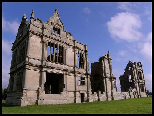 Moreton Corbet Castle 1