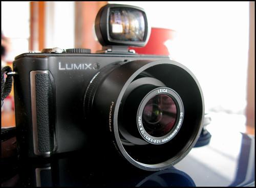 Panasonic Lumix LX3 by Gene Wilburn