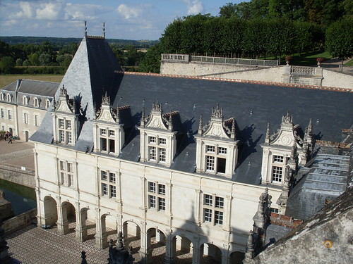2008.08.08.371 - VILLANDRY - Château de Villandry