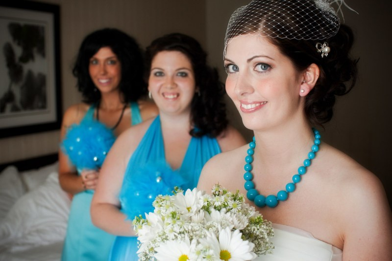 Tiffany and sisters