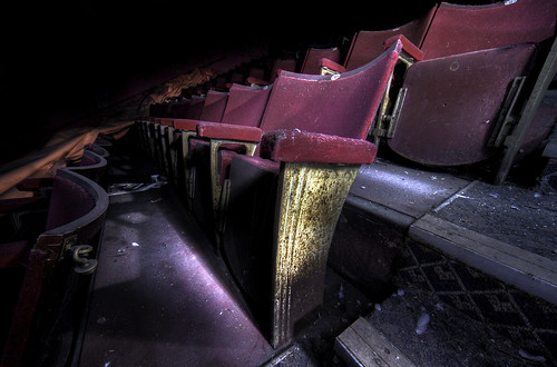 Abandoned Cinema