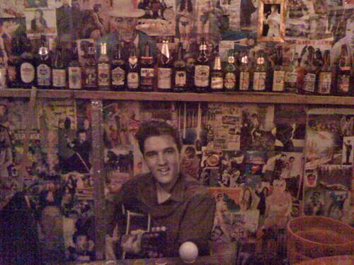 Elvis Detail, BenWah's Garage by DRheins