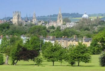 oxford spires from Flickr via Wylio