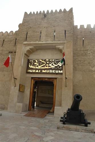 Museo de Dubai Qué ver en Dubai - 3839708935 d18db37b25 - Qué ver en Dubai, el oasis inacabado
