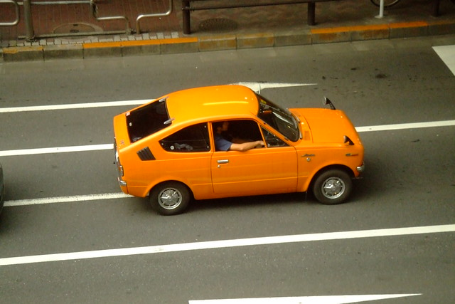 Mitsubishi Minica Skipper