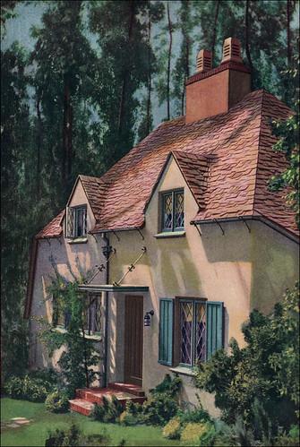 1928 Radford House Plan