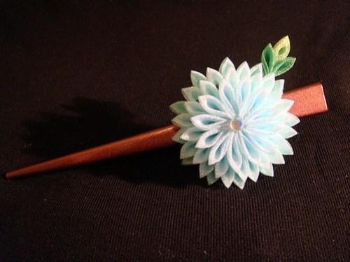 Chrysantemum Kanzashi