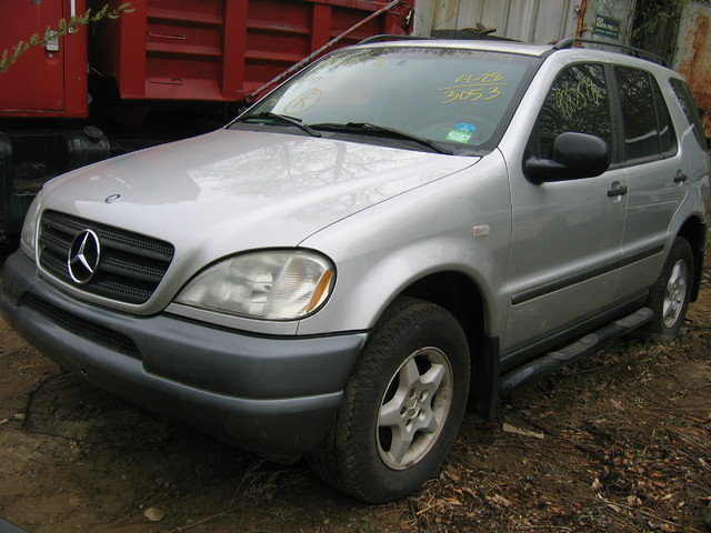 98 Mercedes ML320 stock #0145P9 | Flickr  Photo Sharing!