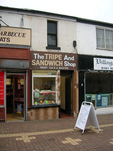 The Tripe and Sandwich Shop, Stalybridge