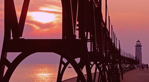 Catwalk Sunset