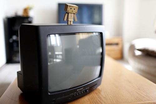 さらばテレビ君よ。