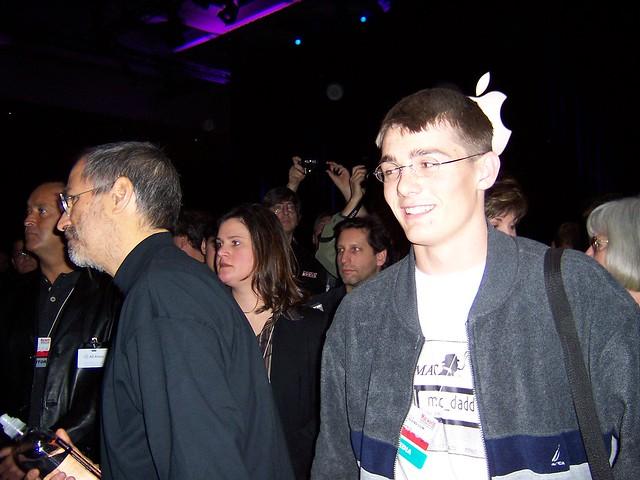 Meeting Steve Jobs