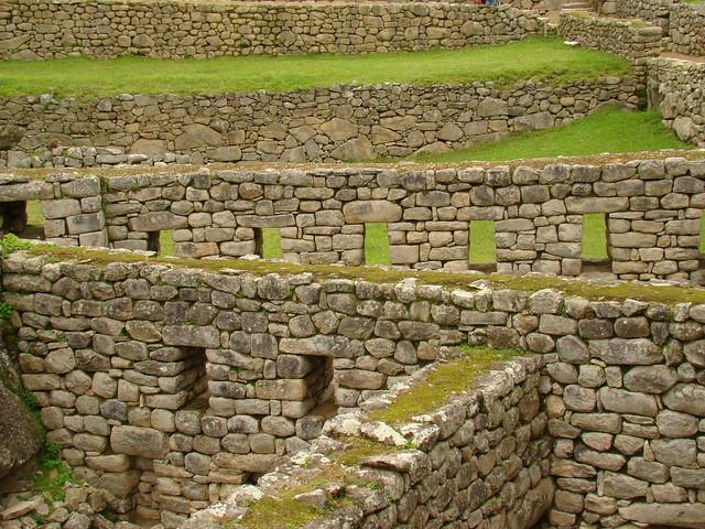 Construções Machu Picchu - Foto Mariana Martins