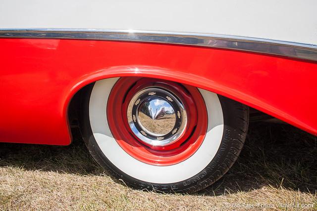 Orcas Car Show 2008 - 1956 Chevy All Original! 08