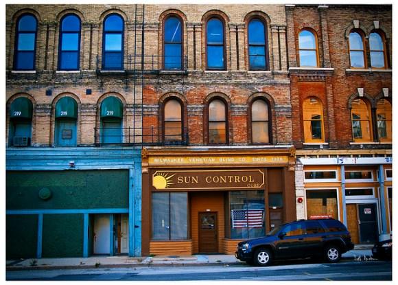 Milwaukee Venetian Blind Co Since 1936