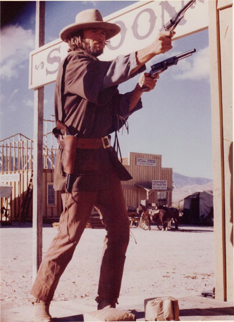 Josey Wales - Eastwood