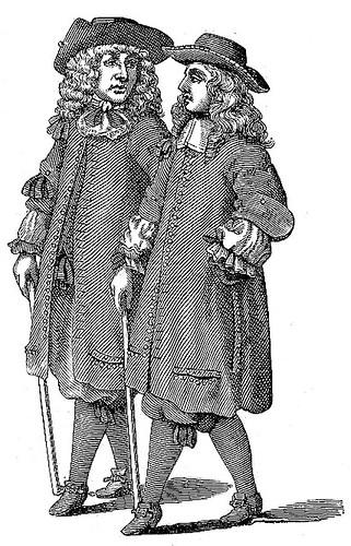Gentlemen - 1675