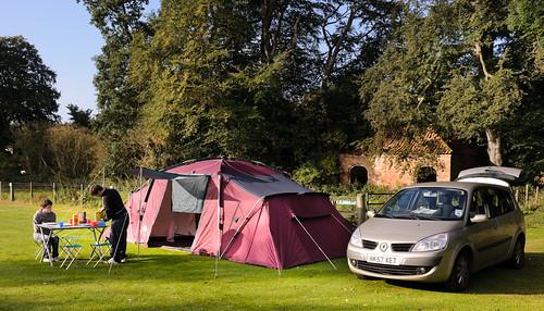 Camping!
