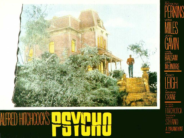 Psycho lobby card 1