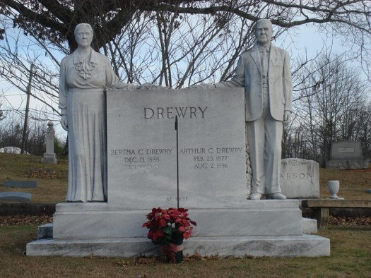 Drewry Monument, Haleyville AL
