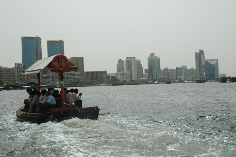 Empires continue to raise... Dubai, UAE