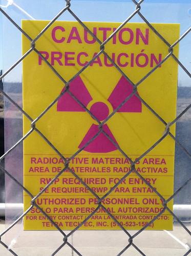 Radioactive Materials Area