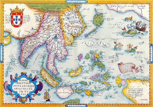 Antique map 53