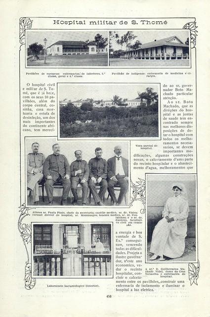 Ilustração Portugueza, No. 563, December 4 1916 - 22 by Gatochy