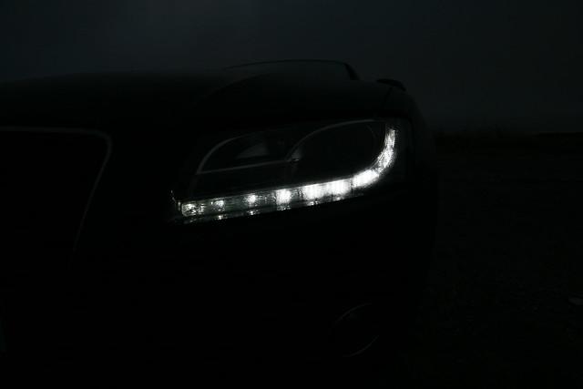 Audi A5 LED Headlight