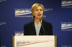 Hillary Rodham Clinton by Center for American Progress Action Fund