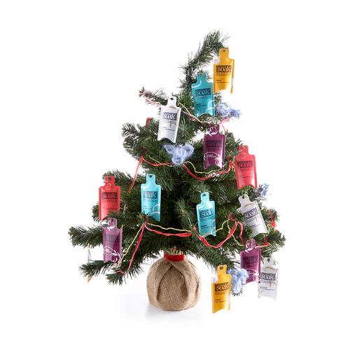 mini-soak, mini tree