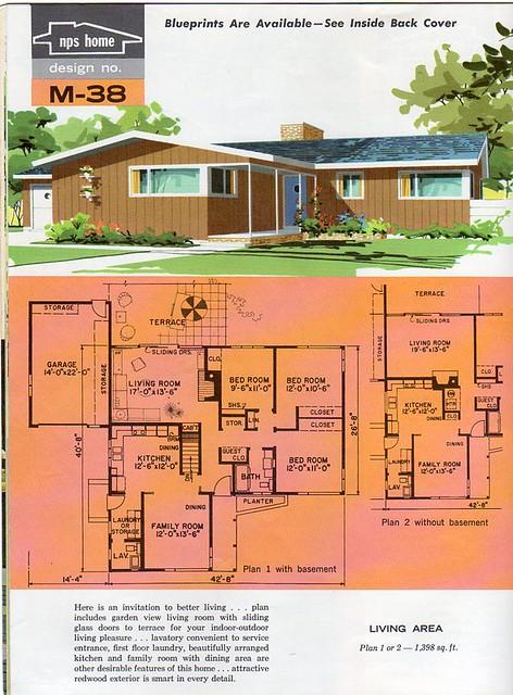 NPS Home design No. M-38