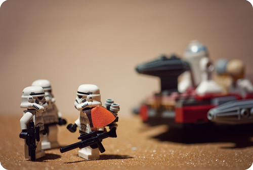 Tatooine Droid Patrol