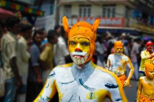 Tiger Tiger, Fading Bright !