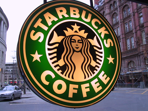 Albert Square Starbucks