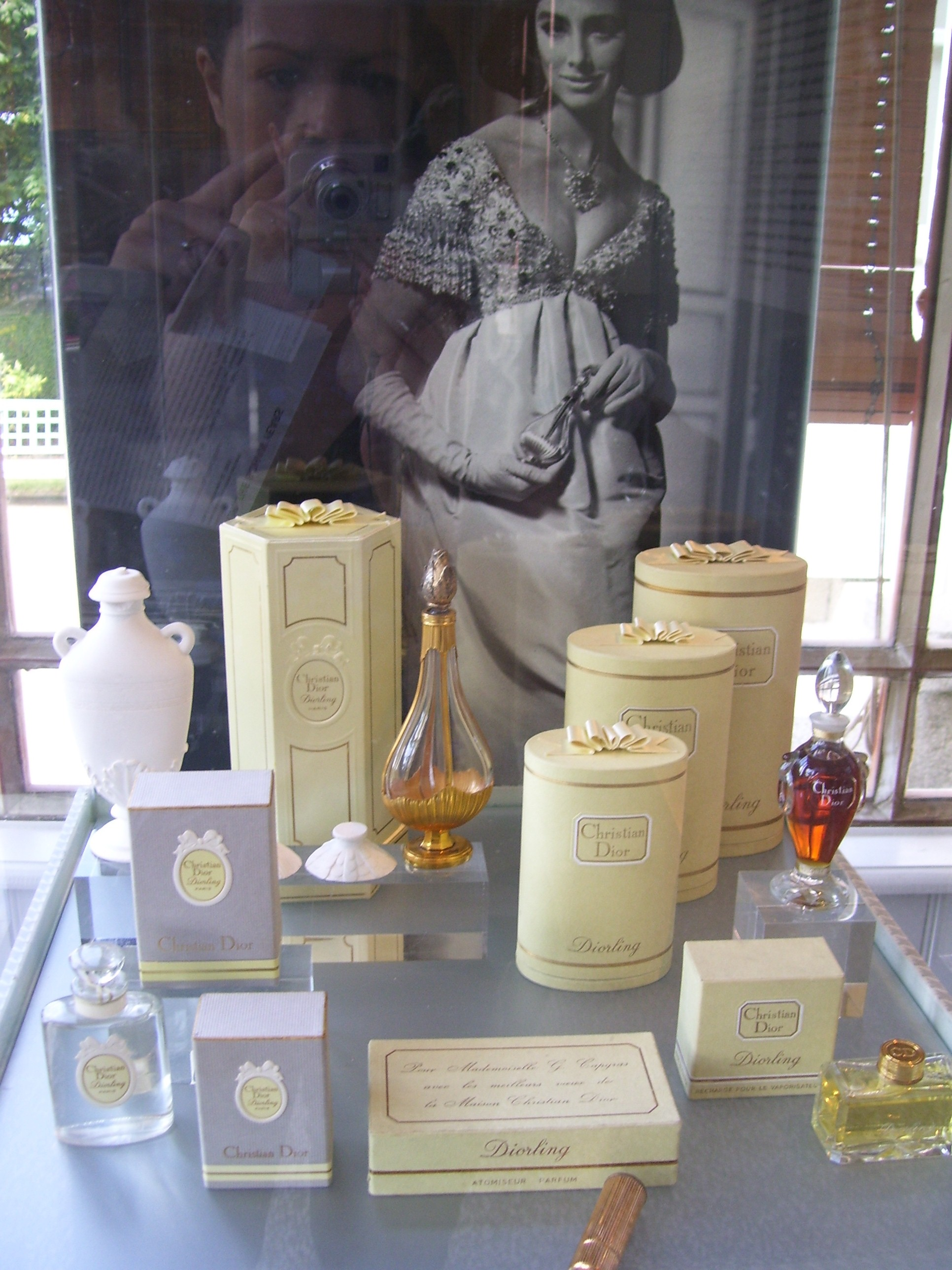 Christian Dior Museum Perfume Collection
