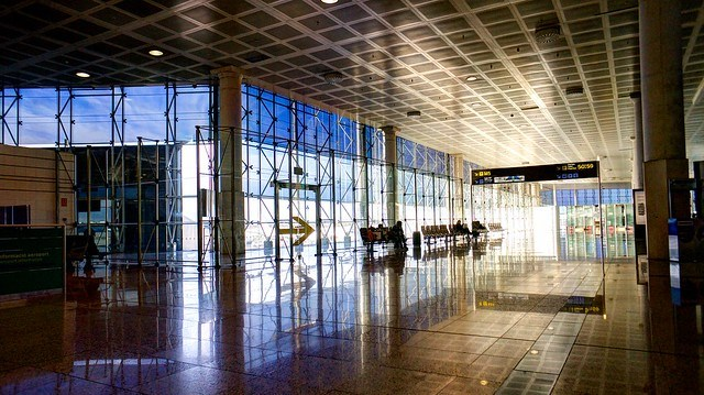 Aeropuerto Barcelona Terminal 2
