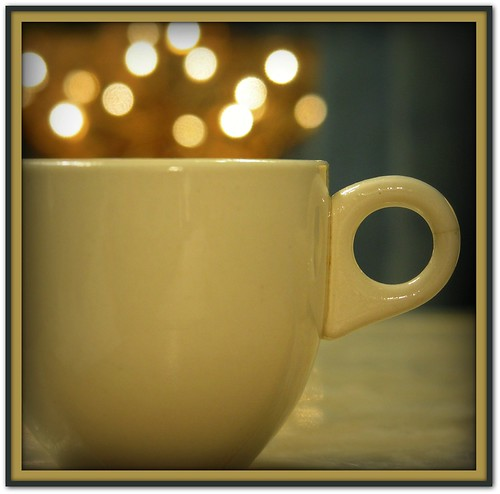 Join me for a cup of bokeh!