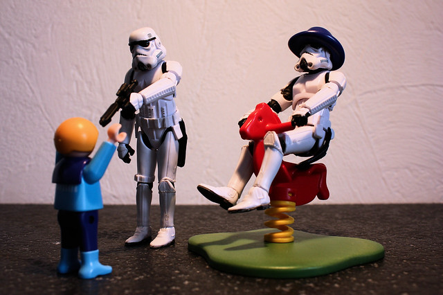 "Imperial Requisition #5 - ""A problem, kid ?"""