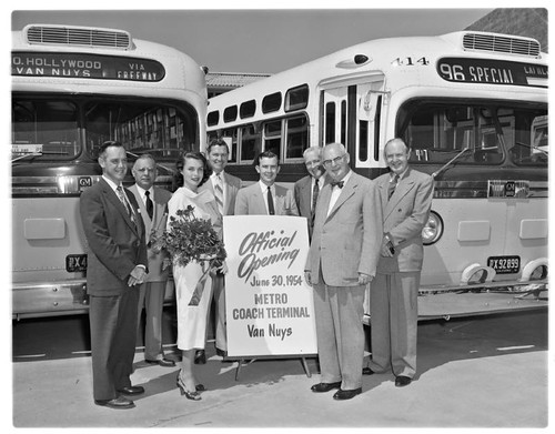 MCL - Van Nuys Division Open House MTA_0765 by Metro Transportation Library and Archive
