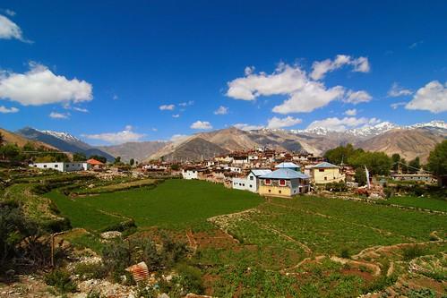 Nako Village, Kinnaur
