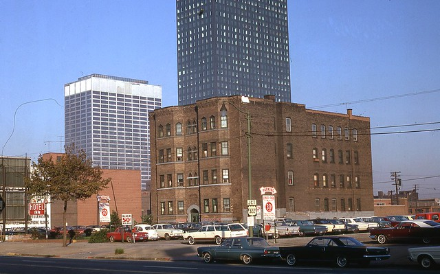 The Hotel Inn Superior and E 14th Cleve OH Sept 67